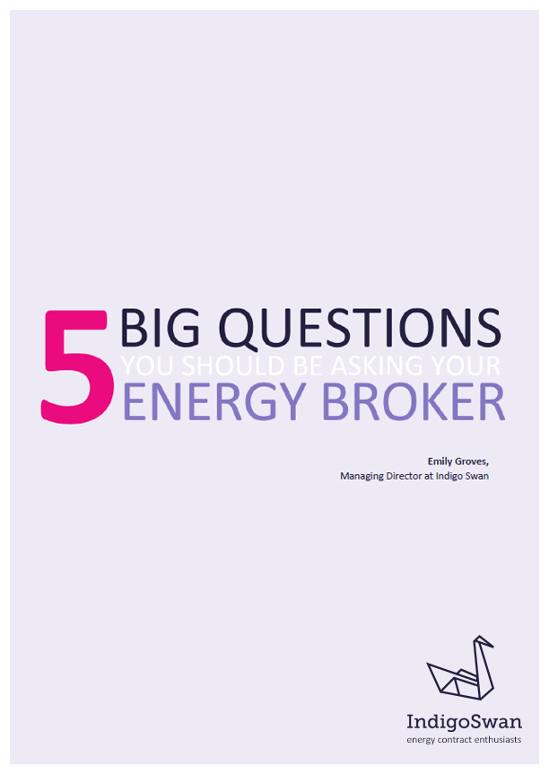5 questions that you should ask your energy broker