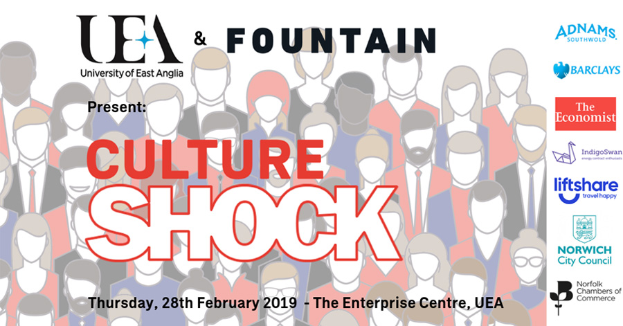 Culture Shock event logo