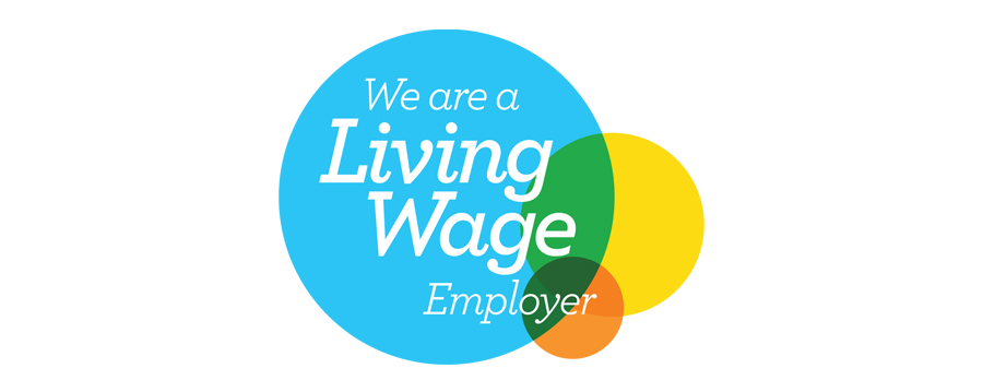 Real Living Wage Logo